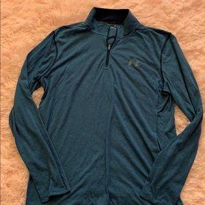 Under Armour quarter zip pullover
